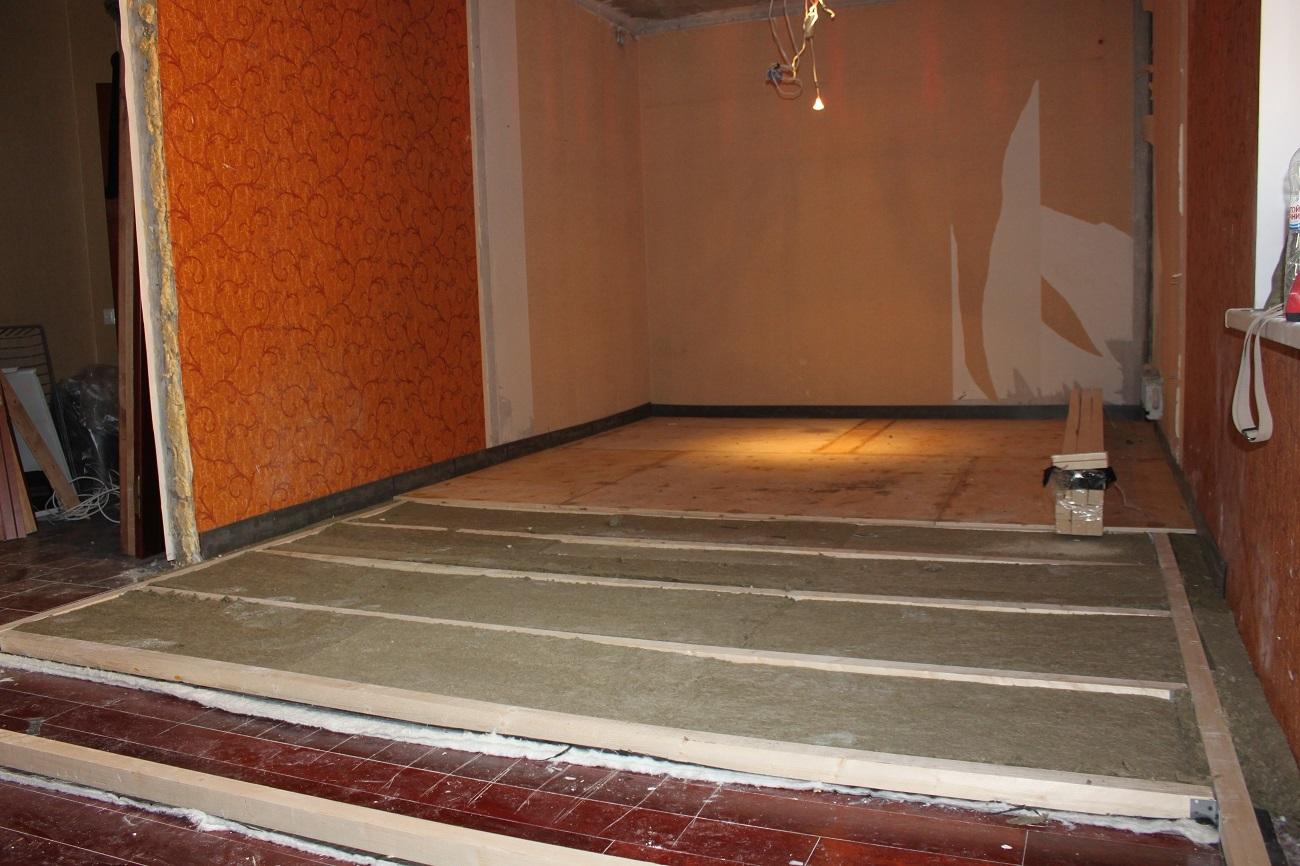 Потолок в квартире от соседей шумоизоляция на